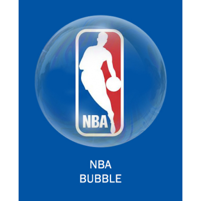 NBA bubble the most popular basketball shoes